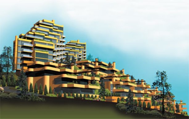 Beacon Architectural Associates: Lubor Trubka Associates Architects Designs Beacon Ridge