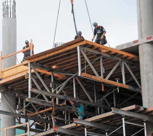 Motif takes form in Burnaby