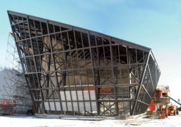 First purpose-built science centre in 25 years takes shape in Calgary, Alberta