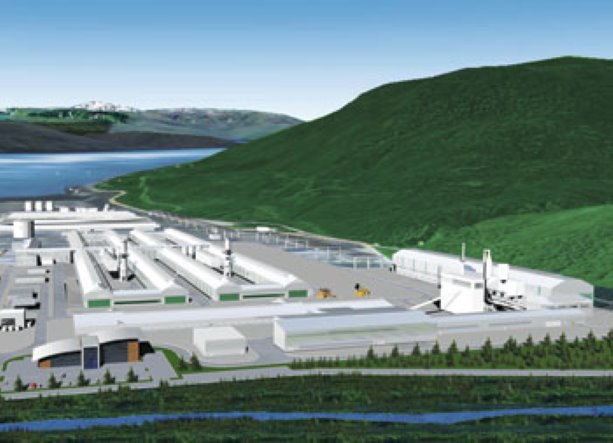 Kemano water tunnel to be completed 20 years later