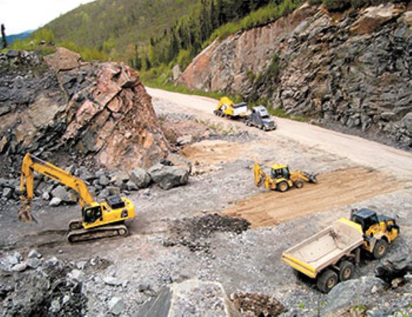 Workers to blast rock in short supply in Newfoundland