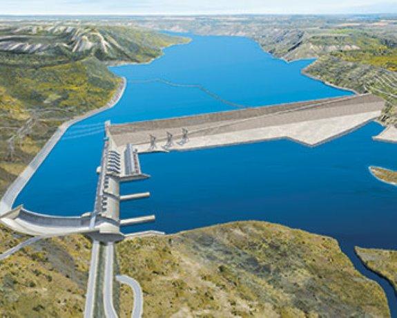 Public input sought for $7.9 billion Site C dam project