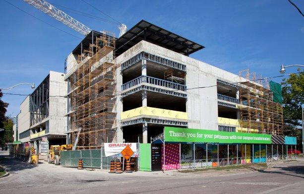 Photo College Construction Constructconnect Com