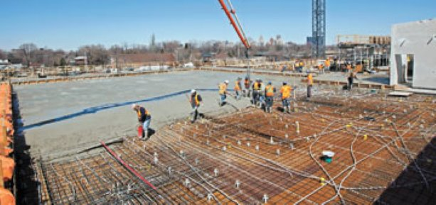 Pcr Contractors Continues Work On University Of Windsor
