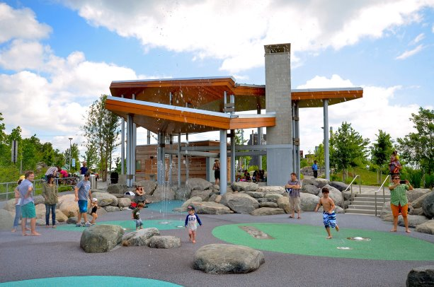 Two Canadian projects up for Urban Land Institute awards