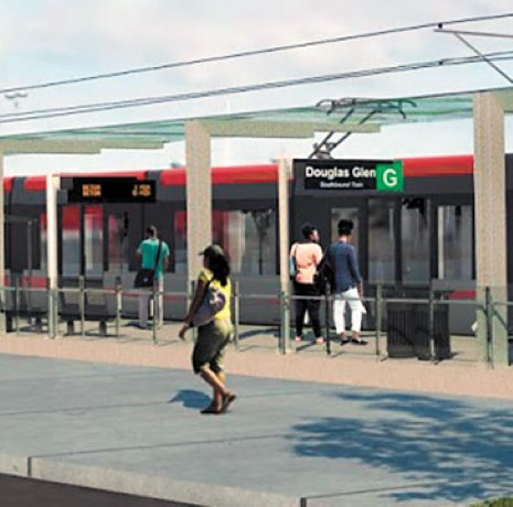 $4.65-billion Green Line LRT approved by council