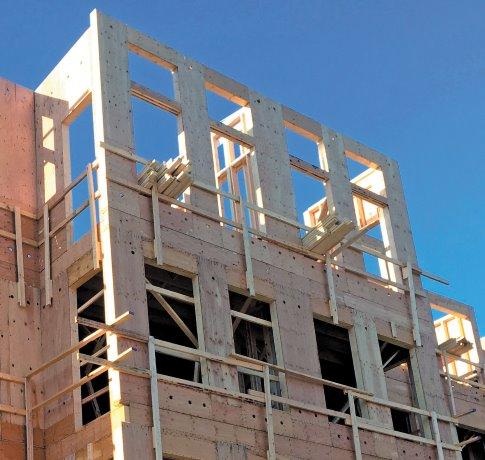 PHOTO: Prescott Commons Construction