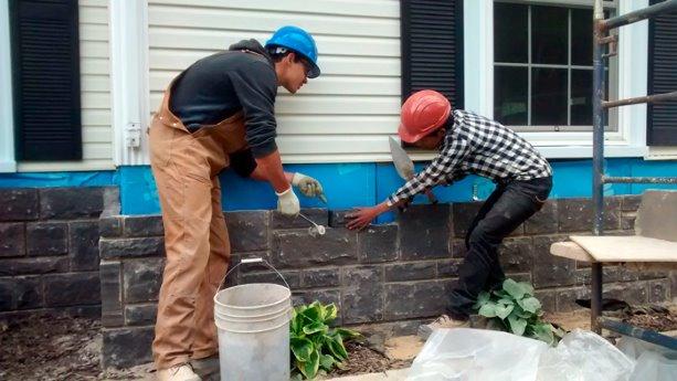 Pre-apprenticeship program creates building blocks for newcomers