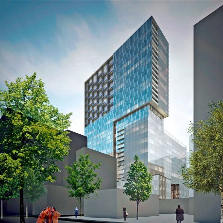 Humaniti project in Montreal to include new Marriott hotel