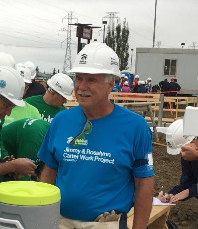 Lafarge sponsors Jimmy Carter Work Project