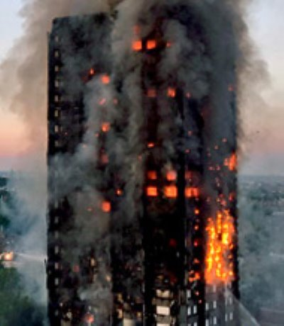 Building code means Vancouver highrises avoid Grenfell fate