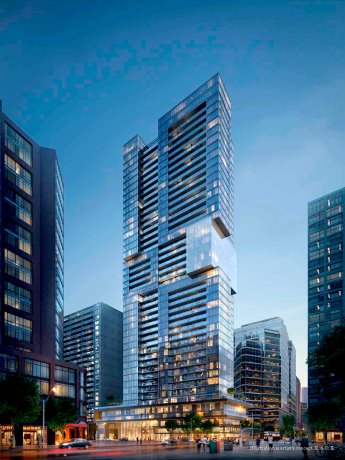 GWL Realty Advisors launches flagship rental building in downtown Toronto