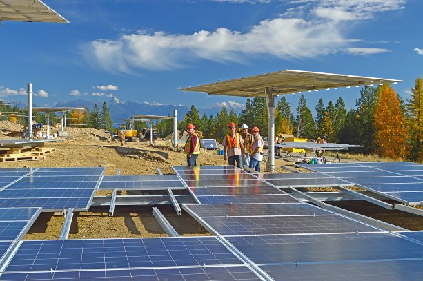 Green economy could create millions of construction jobs: report
