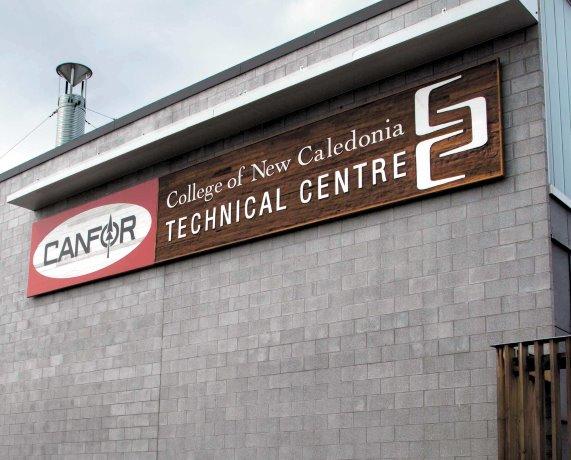 Construction underway on $15 million Heavy Mechanical Trades Training facility