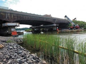 Cataraqui Bridge demo makes way for bigger, better bridges