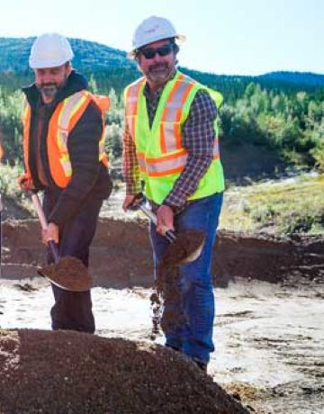 Victoria Gold launches $40M construction program in Yukon