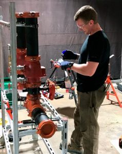 Sprinkler apprentice wins top spot in international competition