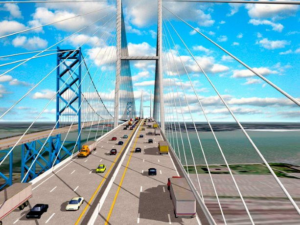 New Ambassador Bridge to be a boon for Windsor contractors