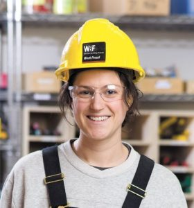 Should more women be working onsite in construction?