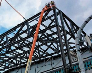 Winnipeg Convention Centre expansion nets steel engineering award