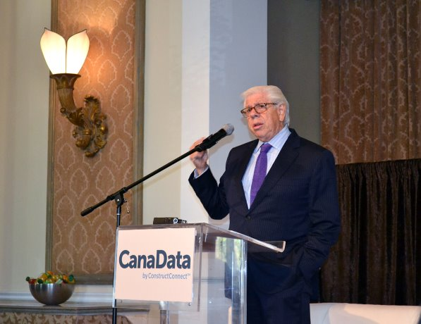 Bernstein talks Trump, and some Watergate, at CanaData East