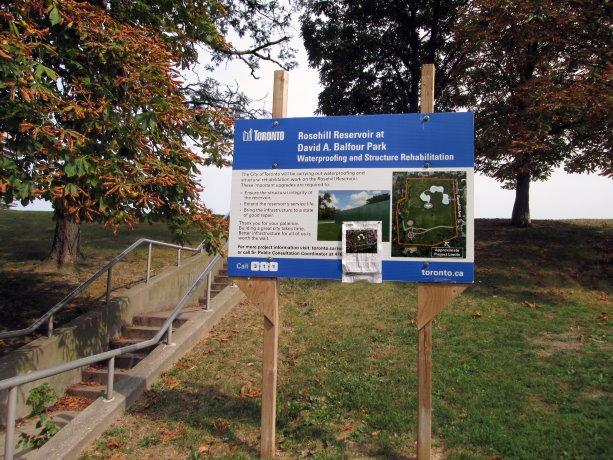 Toronto undertaking $35-million Rosehill Reservoir rehab