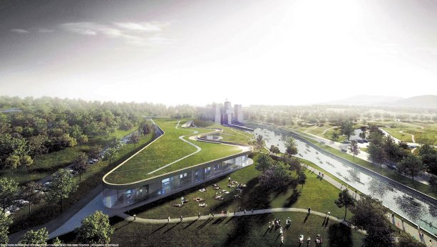 Canoe museum completes concept design phase