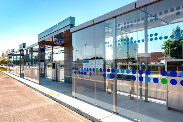 Laval wraps up transit corridor build including six bus stations