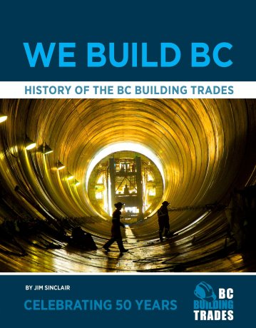 New book chronicles Building Trades history in B.C.
