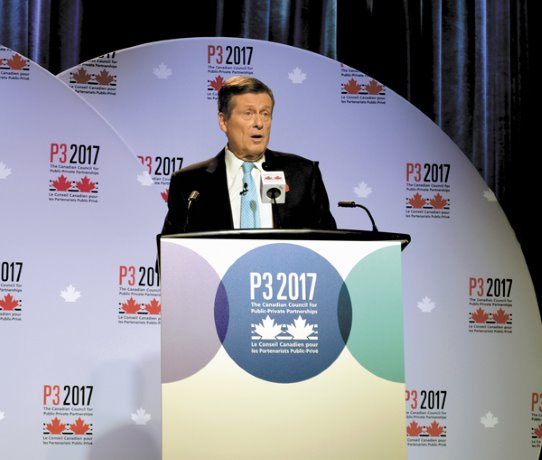 Invest in Canada, Tory urges pension funds