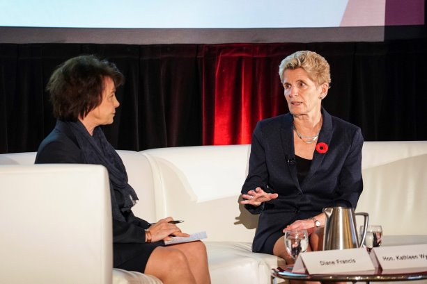 Wynne looks to provinces and states for infrastructure action