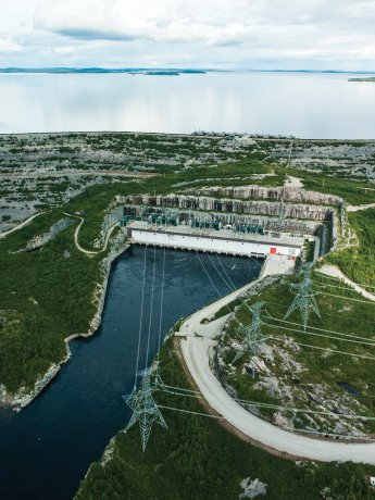 james bay hydroelectric project