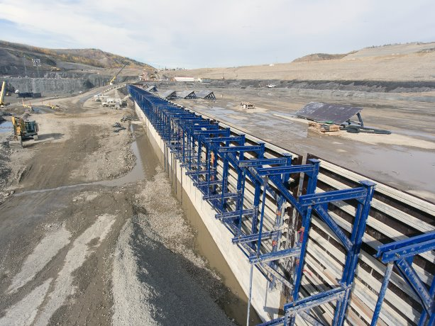B.C. grapples with future of Site C, as Premier Horgan sends ministers north