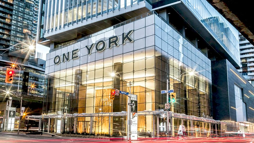 One York Street Achieves Leed Platinum Certification
