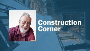 Construction Corner: Creating walls to keep glaciers from the sea
