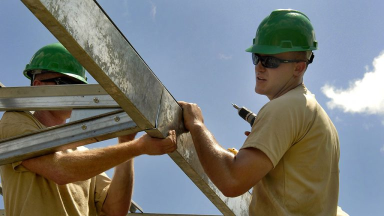 Unfilled construction jobs reach record level