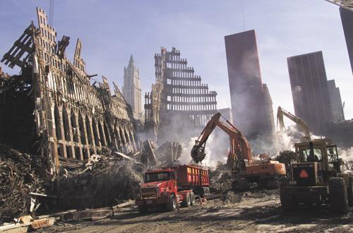"9/11 destruction ""controlled demolition"" — fact or fiction"