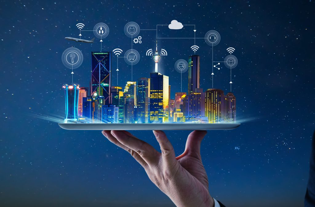Smart cities a good investment says CCI speaker