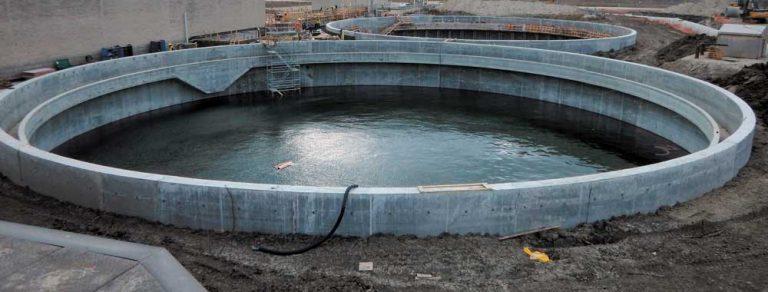 Winnipeg's South End treatment plant enters last build phase