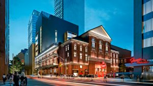 Massey Hall releases new details for revitalization project