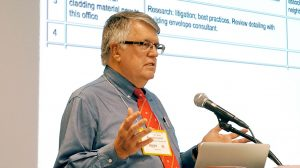 Young architects learn to avoid pitfalls during Construct session