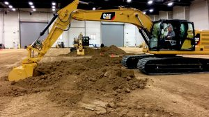 Caterpillar launches its next generation excavators to meet new customer needs