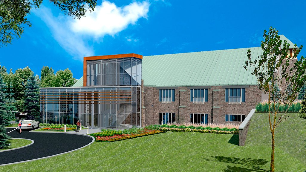 Montreal constructors join forces to support palliative care home