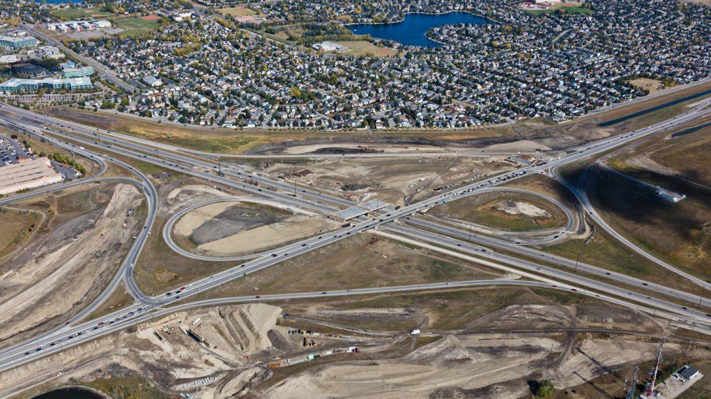 Calgary Ring Road enters winter construction season