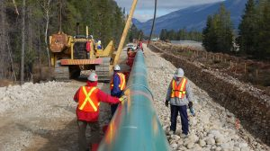 Trans Mountain tunnel work stalled, public NEB hearing begins