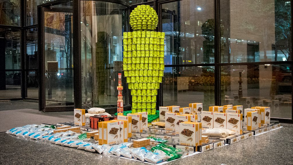 Call for entries launched for Canstruction