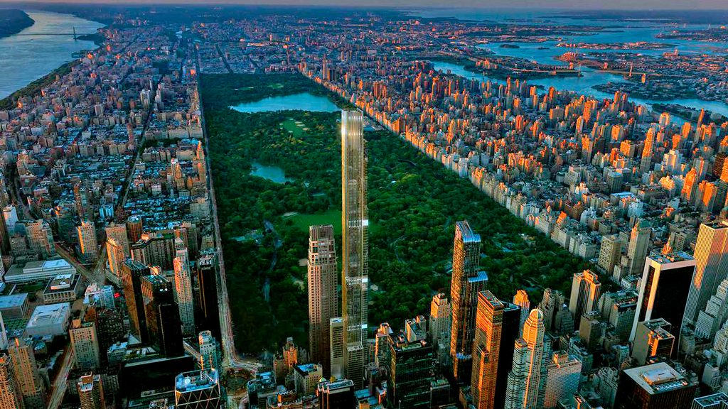 New tallest residential tower to rise up in New York City