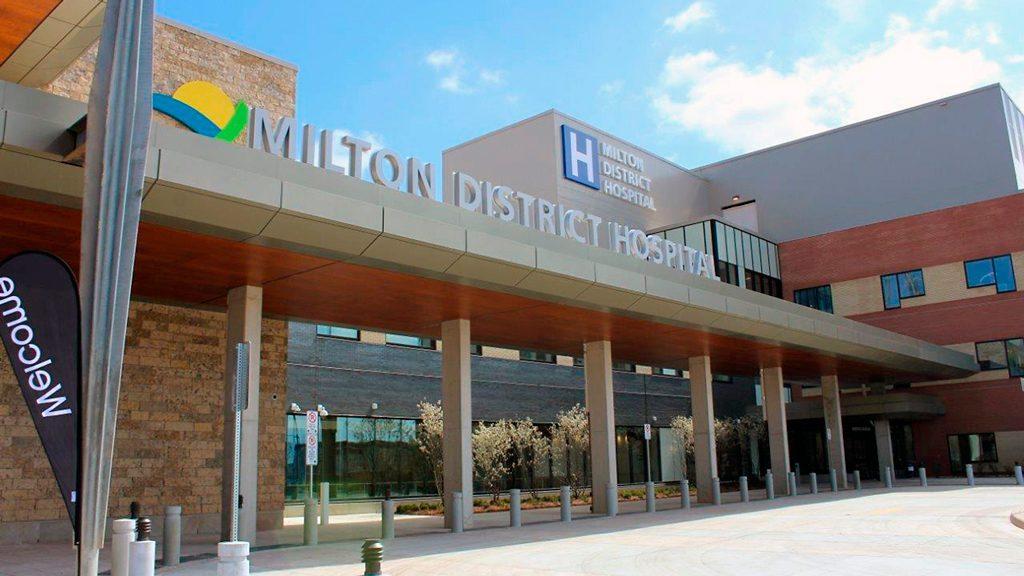Milton District Hospital expansion project achieves final completion