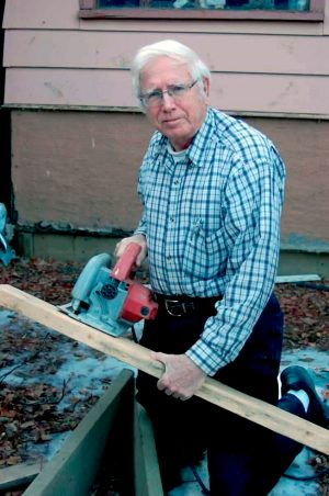 New Order of Canada member Harold Orr, an engineer who worked on the Saskatchewan Conservation House, also received the pioneer award at a PassivHaus Institut convention in Germany in 2015.