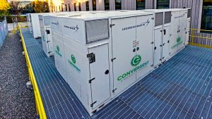 Convergent wraps energy storage install in Bolton